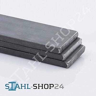 Flachstahl Flacheisen 12mm bis 75 mm breit