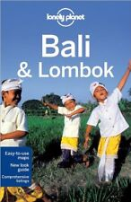 Bali and Lombok (Lonely Planet Country & Regional Guides),Ryan ,.9781741797046