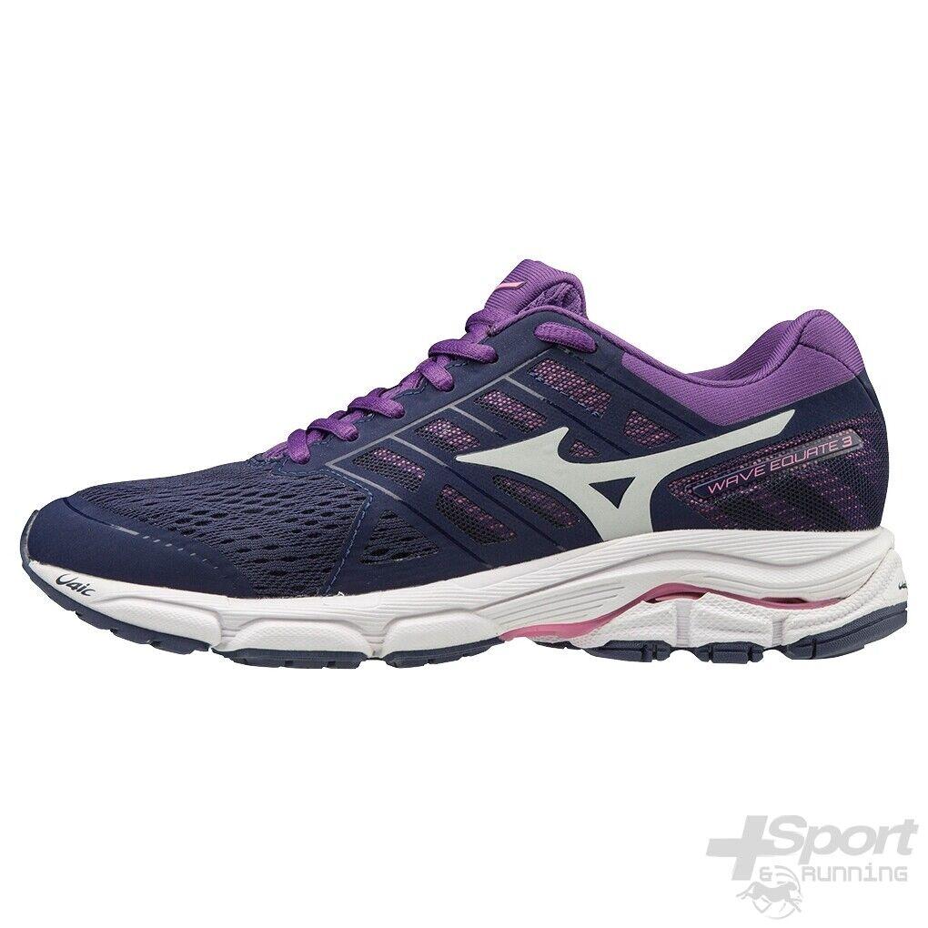 chaussures FonctionneHommest Mizuno Wave Equate 3 femme-j1gd194840  nouveaus 2019
