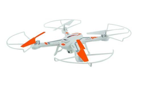 Rocket 260 3D XciteRC Aktionsware 4 Kanal RTF Quadrocopter weiß mit 2 MP Kame