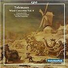 Georg Philipp Telemann - Telemann: Wind Concertos, Vol. 8 (2012)