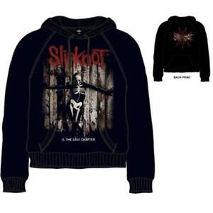 Capuche Sous Sweat Gris Licence Official Slipknot Iowa Chapter yFwqg1c71T