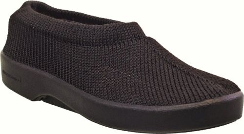 made in Portugal Arcopedico Shoes knitted top slip on flat New Sec