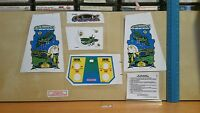 Decals For Vintage Coleco Electronic Mini Arcade Table Top Galaxian Game