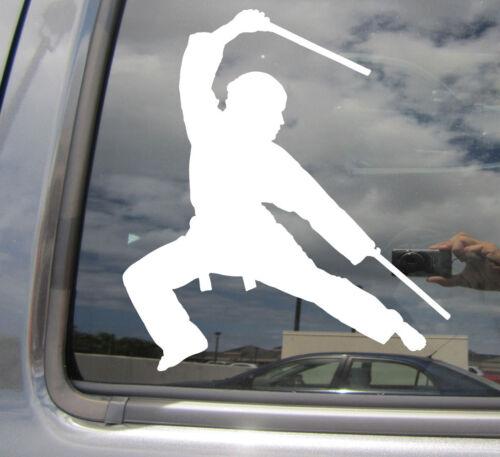Arnis Kali Eskrima Philippines Filipino Car Window Vinyl Decal Sticker 04166