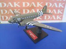 Die cast 1/144 Modellino Aereo Aircraft Douglas C47 Skytrains USA