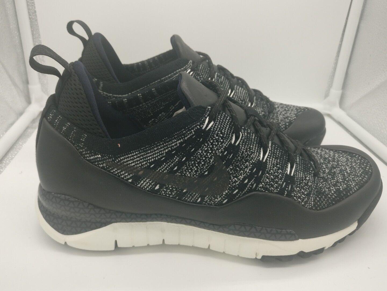 Nike Lupinek Lupinek Nike Flyknit bajo Negro Antracita 882685100 Vela 72e450