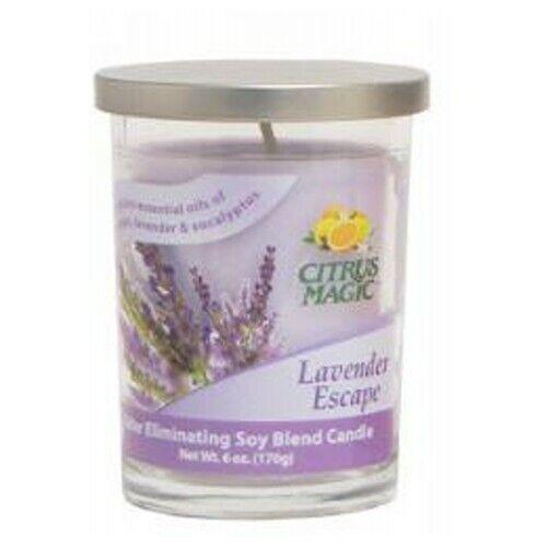 Citrus Magic Candle Lavender Escape 6 Oz