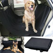 Pet Hammock Car Rear Back Seat Cover Waterproof For Dog Cat Travel Protector Mat