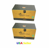 2 Boxes Of Organo Gold Green Tea - Clearance Expiration 12/14/2017