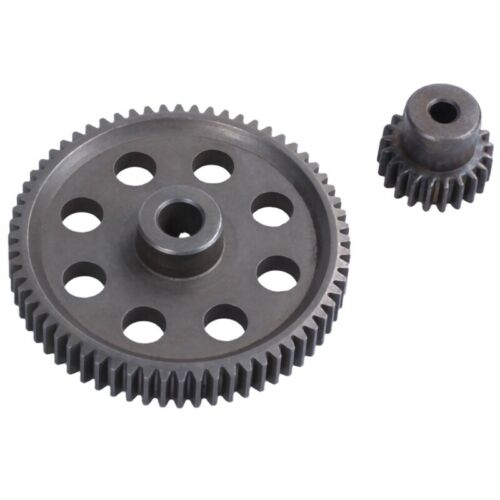 FÜR HSP 11184 /& 11181 Differential Metall Haupt Getriebe 64t Getriebe F2M8