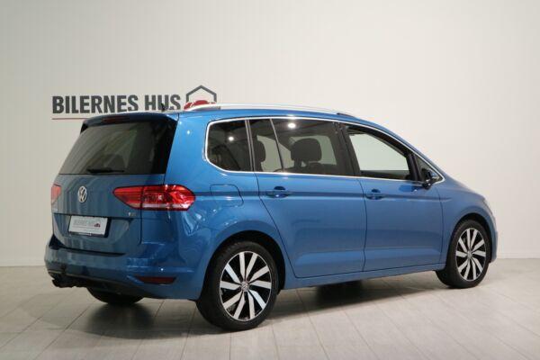 VW Touran 1,4 TSi 150 Highline DSG 7prs - billede 1