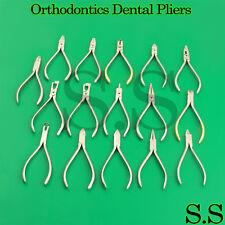 Range Of Orthodontics Dental Pliers Orthodontic Instruments Ortho Tools New