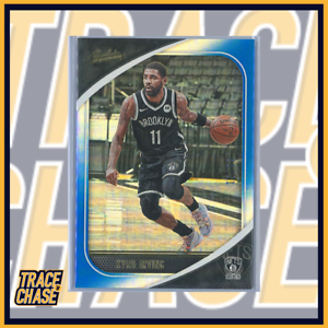 2020-21 Panini Absolute Memorabilia Basketball Kyrie Erving Blue 19/99