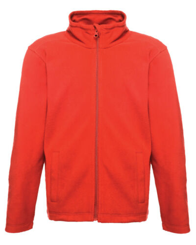 Children/'s Fleece Jacket Back to School Uniform Full Zip Regatta Kids Boys Girls