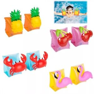 Inflatable-Arm-Floating-Swim-Ring-Armlets-Circle-For-Baby-Kids-Children-Swimming