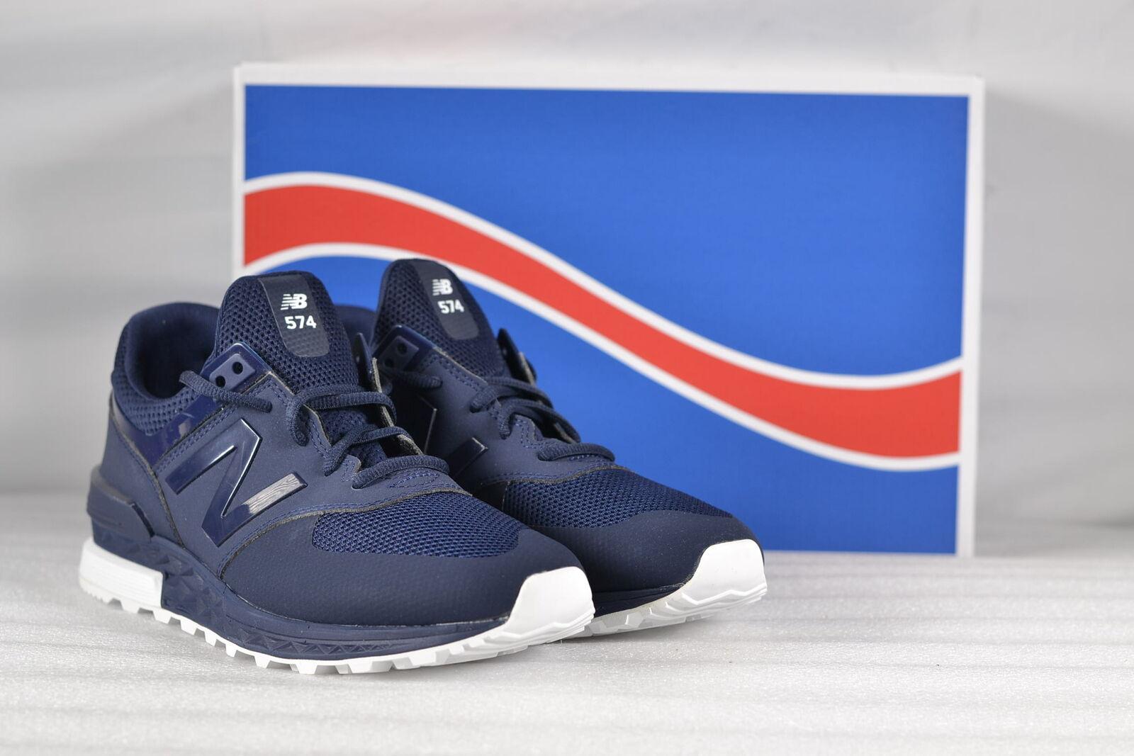 Men's New Balance Lifestyle Sport Sneakers Navy