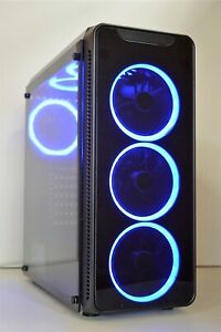 PC-Para-Juegos-Intel-Quad-i7-3-4-GHz-1TB-Ram-8-16-GTX-2-3-6-GB-1050-1060-Win-7or10