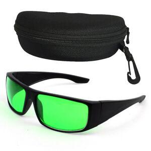 6369c4dd0f LED Grow Room Tent Glasses Anti UV Eye Protection Eyewear Color ...