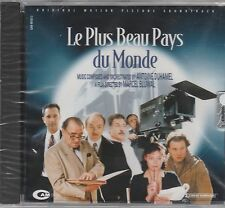 ANTOINE DUHAMEL - Le plus beau du monde - CD OST 1998 SIGILLATO SEALED