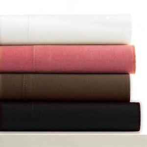 Drap-plat-1-personne-en-microfibre-chocolat-90-x-190-cm