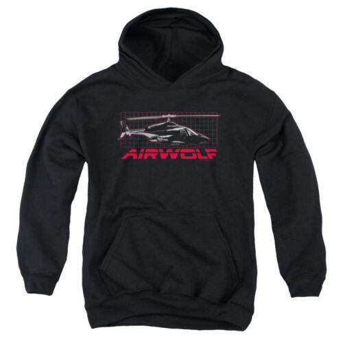 Männer Airwolf Grid oder Hoodies für Kinder Pullover wIHqr0xI