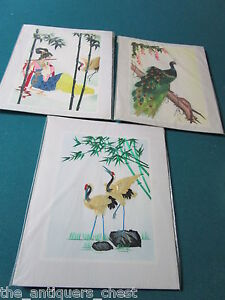 3-Chinese-Collage-Painting-mixed-art-work-Bamboo-amp-Ink-Painting-art