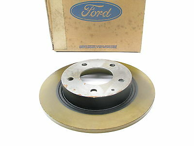 NEW GENUINE OEM Ford F75Z-2C026-CC Rear Disc Brake Rotor F75A-2C026-C