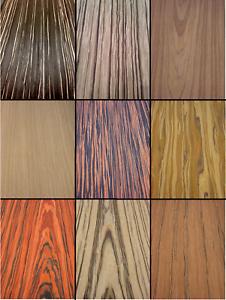 Wood-Veneer-Ebony-Oak-Zebra-Walnut-Olive-Sandal-Rosewood-Maple-Teak-Wenge-Cherry