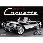 Art of Corvette 2017 Calendar Leffingwell Randy Photographer Loeser Tom Ph