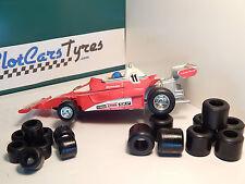8 + 8  pneumatici  per  Polistil F1 Can Am - IT