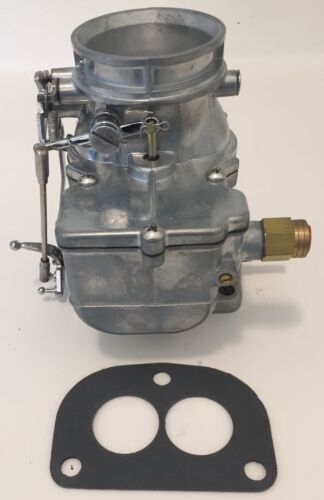 Ford Flathead Carb Super 97 Natural Finish 2-Bbl