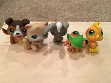 Littlest Pet Shop Game Prettiest Pet Show Replacement Pieces Collectors