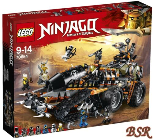 70654  Drachen-Fänger /& 0.-€ Versand /& NEU /& OVP ! LEGO® Ninjago