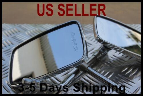 Large View Long Stem Mirrors Kymco Agility Vitality Super Sento People 50 125