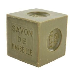 French-Marius-Fabre-Marseille-Soap-400g-Cube-Shaped-Soap-Olive