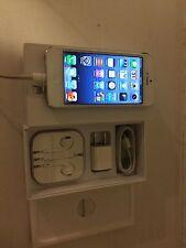 RARE IOS 6.1.4! Apple iPhone 5 - 16GB - White & Silver (Factory Unlocked) Ios6!!