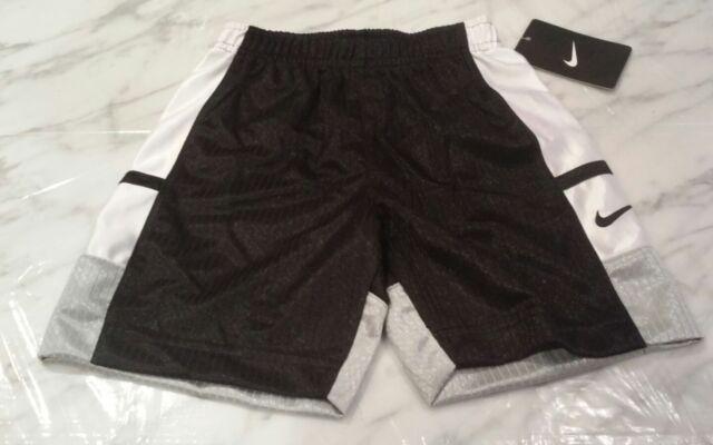 3b4ebe69e Toddler Boys Nike Black Athletic Basketball Shorts Size 2t for sale ...