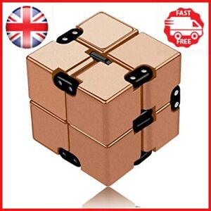 Funxim-Infinity-Cube-Fidget-Cube-Toy-suitable-for-Adults-amp-Kids-New-Version