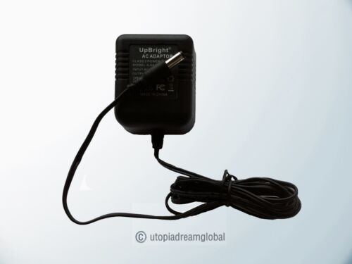AC6V AC-AC 6VAC Adapter Power For Elektron Machinedrum SPS-1 MK1 SFX60 MKI Drum