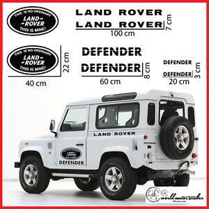 Adesivi Per Fuoristrada 4x4 Off Road Land Rover Stickers Auto