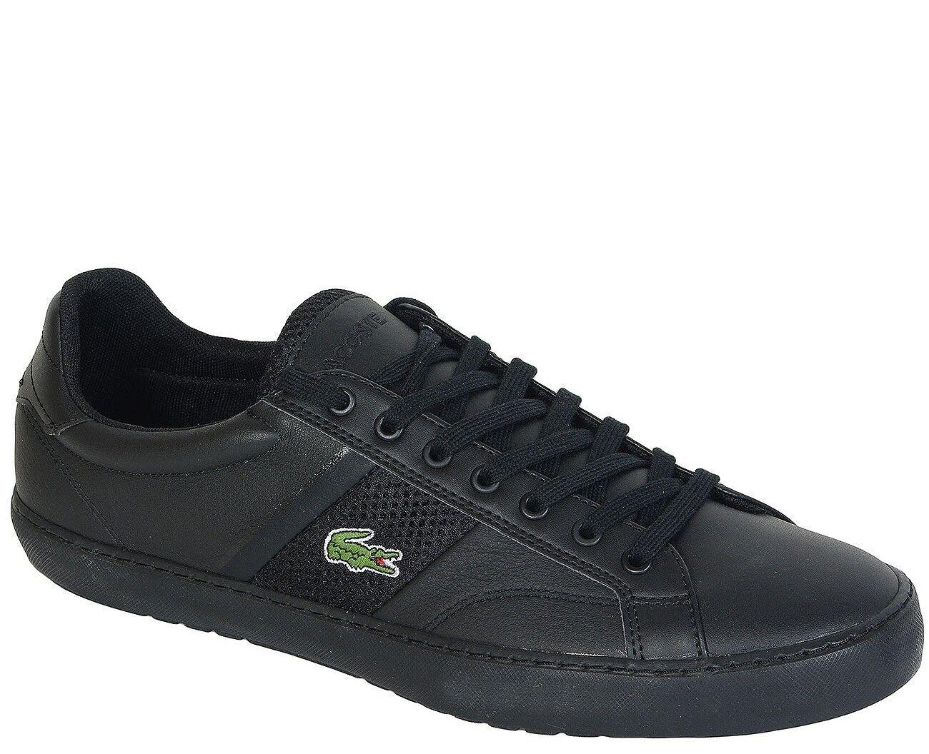 Lacoste SALE sneakers  FAIRLEAD TERRA 316 1 SPM BLK LTH/SYN