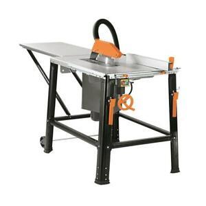 Scheppach Tischkreissäge TS3100PRO 2200W | baugleich HS120o | Tischverbreite