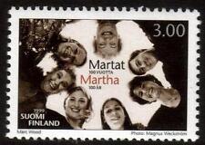 FINLAND 1999 MNH CENTENARY OF MARTHA ORGANIZATION