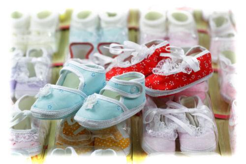 2er Set Babyschuhe Gr. 16-17 ca.10cm 2 Paar Krabbelschuhe Lauflerner Baby Schuhe