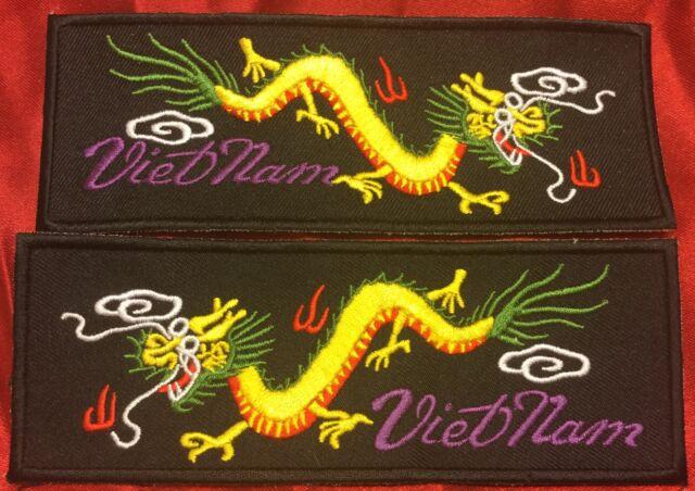 Buy Yellow Body Green Back Vietnam Dragon Liberty Cuff Set Online Ebay