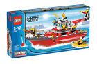 LEGO City Feuerwehrschiff (7207)