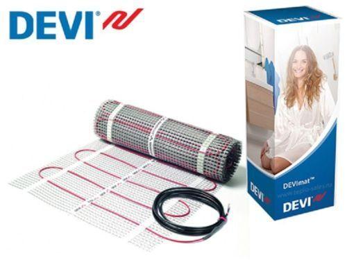 DEVI Devimat DTIF150 1,0m2 Dünnbett Fußbodenheizung **TOP**