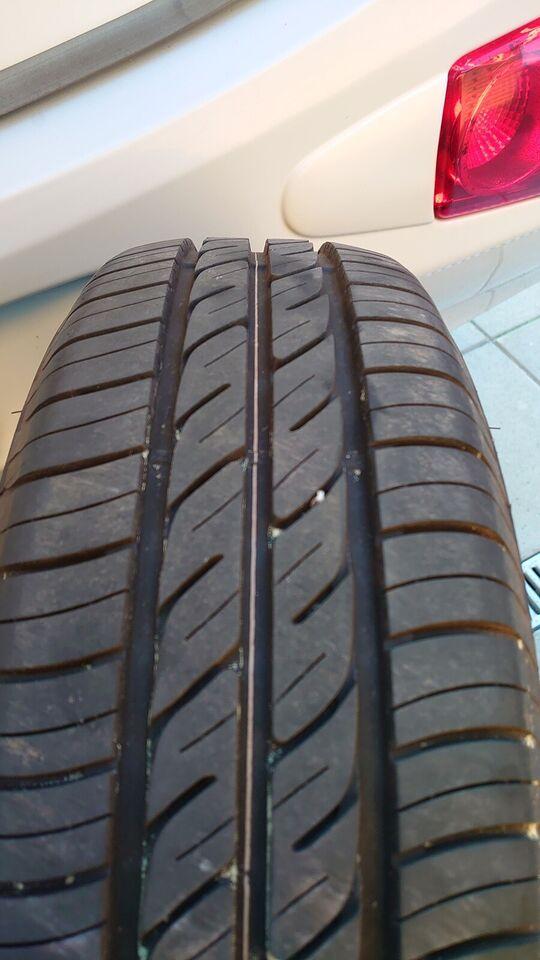 Boogietrailer, Dæk Dæk 185/70R14, lastevne (kg): 2000