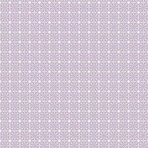 PVC TABLE CLOTH GEO STAR PINK GEOMETRIC TILE PRINT CORAL SALMON WHITE WIPE ABLE